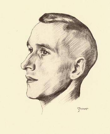 Ernst Jünger, Bild von Stumpf