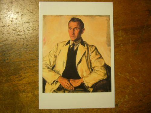 EJ in Goslar, um 1936 (Photo der Postkarte auf Schreibtisch (c) TW