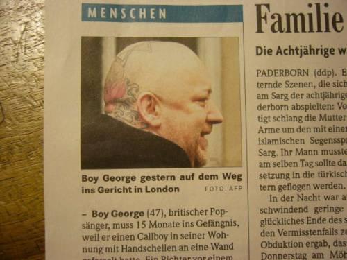Badische Zeitung 17. Januar 2009