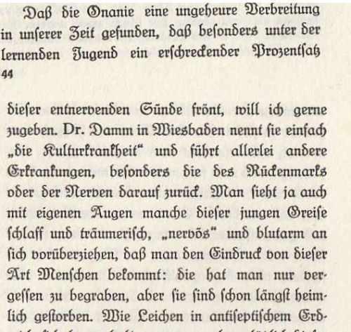 Samuel Keller: Naturtrieb und Sittlichkeit, (c) TW