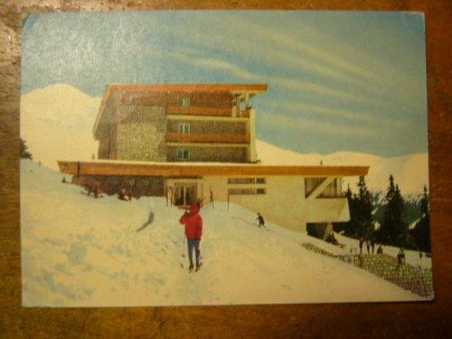 Niedere Tatra, Hotel Kosodrevina, Photo: TW