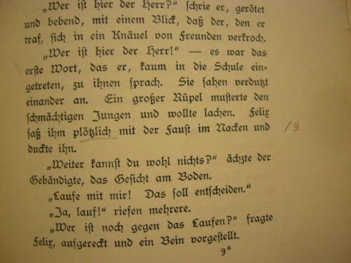 Anstreichungen Ernst Bertram 2