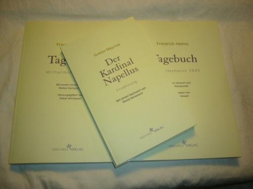 Die ersten Bücher sind da 2