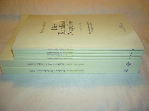 Die ersten Bücher sind da