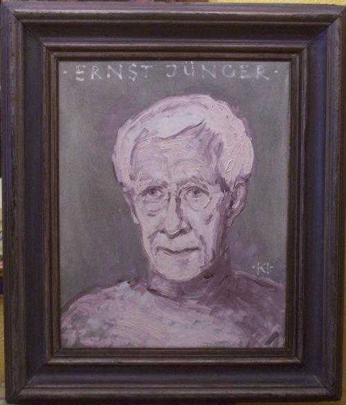 Klaus Heidtke : Ernst Jünger, 1996