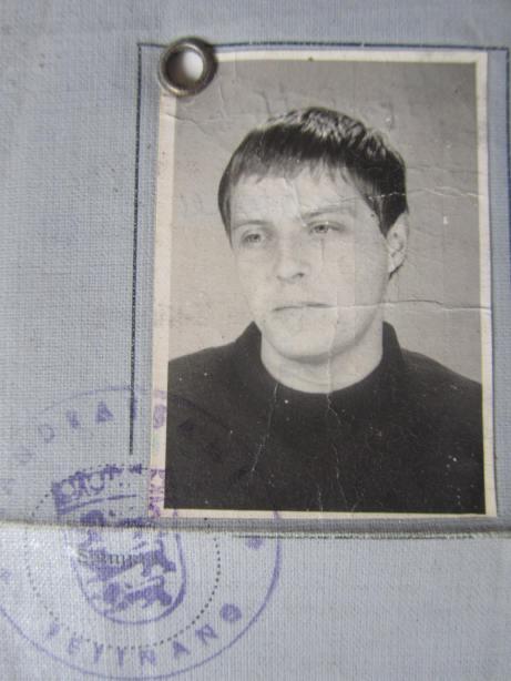 Papas Führerschein, 1968
