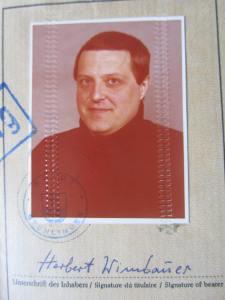 Papas Personalausweis 1978